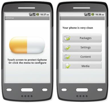 Free AVG Antivirus untuk Android