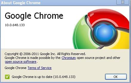 Google Chrome 10 Final (Improve Javascript Performance)