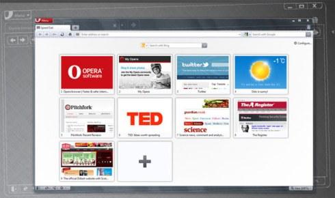 Download Opera 11.10 Final (Windows, Mac OS X and Linux)