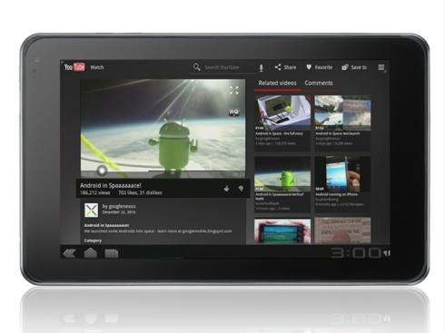 LG Perkenalkan LG Optimus Pad di Indonesia