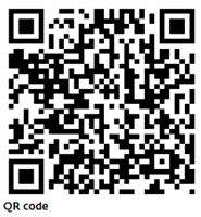 QRCode untuk download ESET Mobile Security Beta for Android Devices